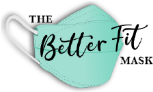 The Better Fit Mask Logo